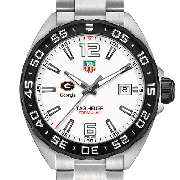 University of Georgia Men's TAG Heuer Formula 1 - Image 1