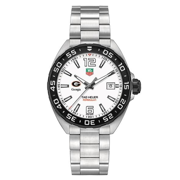University of Georgia Men's TAG Heuer Formula 1 - Image 2