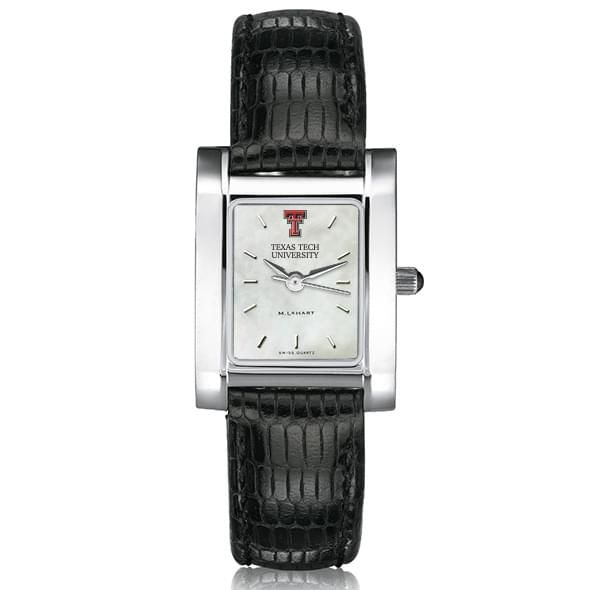 Texas Tech Women's MOP Quad with Leather Strap - Image 2