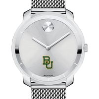 Baylor University Women's Movado Stainless Bold 36