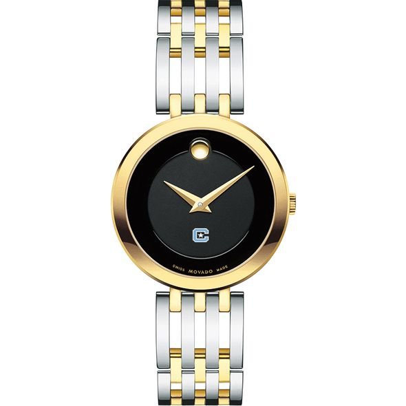 Citadel Women's Movado Esparanza Two-Tone Museum with Bracelet - Image 2