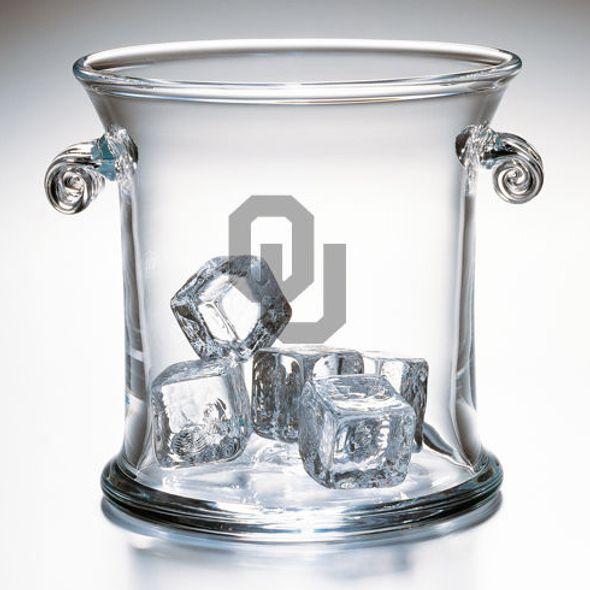 Oklahoma Glass Ice Bucket by Simon Pearce - Image 2