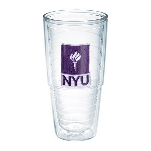 NYU 24 oz. Tervis Tumblers - Set of 4