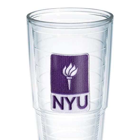 NYU 24 oz. Tervis Tumblers - Set of 4 - Image 2