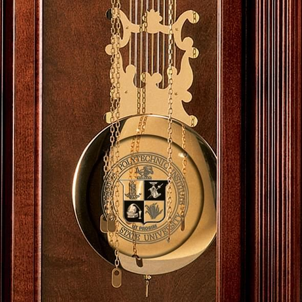 Virginia Tech Howard Miller Grandfather Clock - Image 3