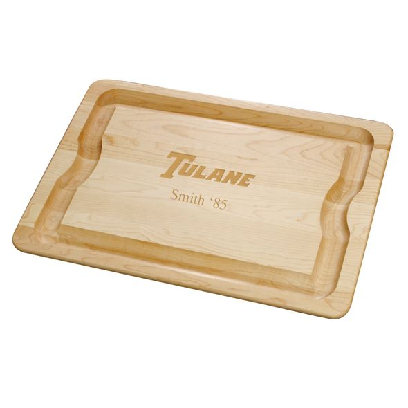 Tulane Maple Cutting Board