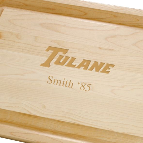 Tulane Maple Cutting Board - Image 2