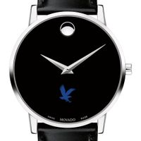 Embry-Riddle Men's Movado Museum with Leather Strap