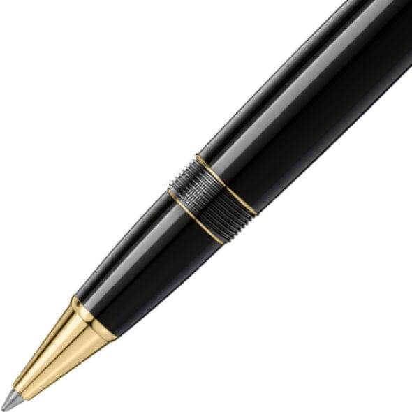 Johns Hopkins University Montblanc Meisterstück LeGrand Rollerball Pen in Gold - Image 3