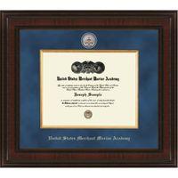 Merchant Marine Academy Excelsior Diploma Frame