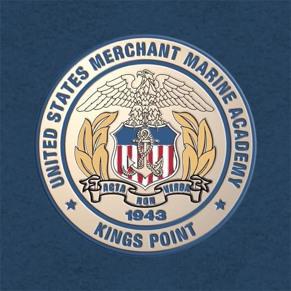 Merchant Marine Academy Excelsior Diploma Frame - Image 3