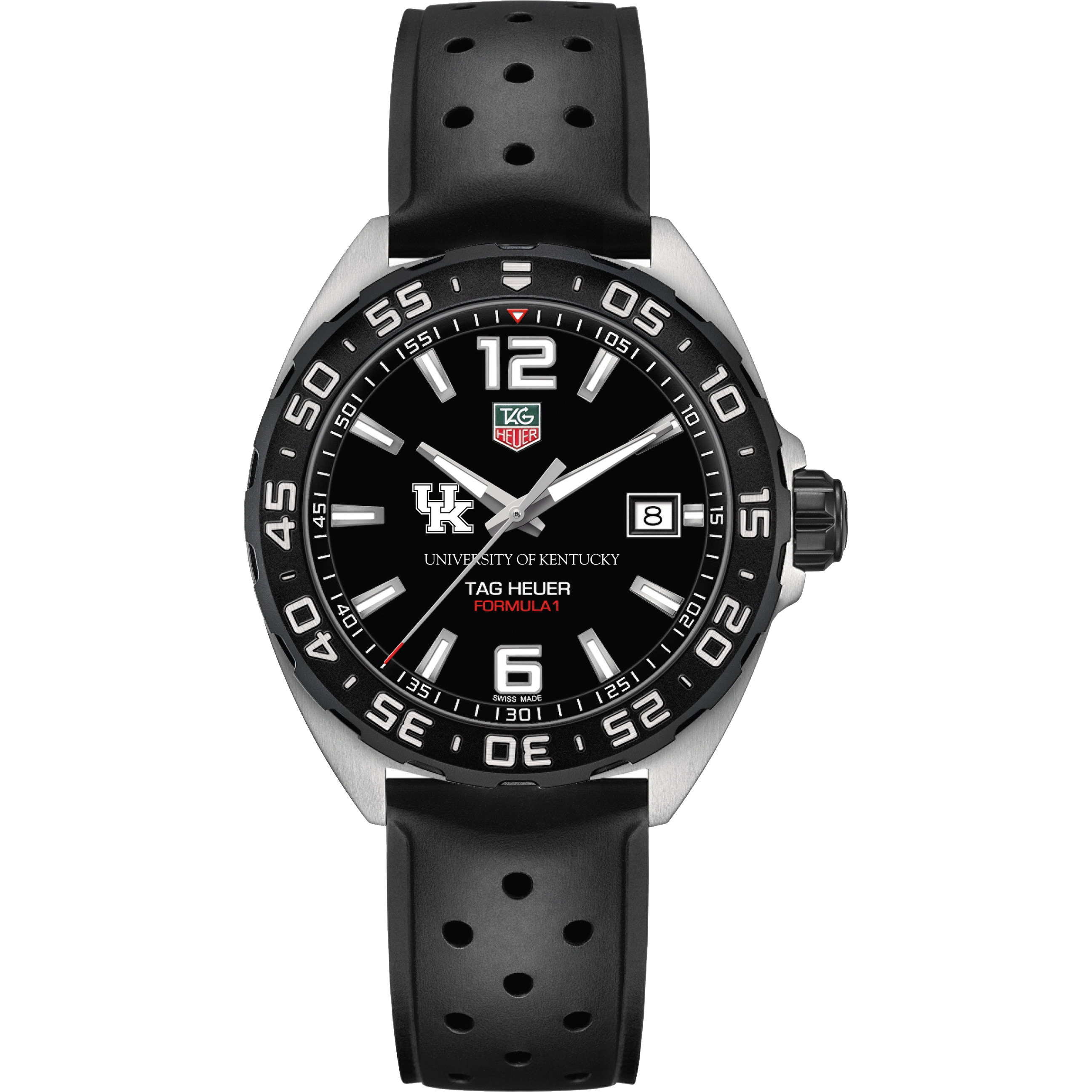Kentucky Men's TAG Heuer Formula 1 with Black Dial - Image 2
