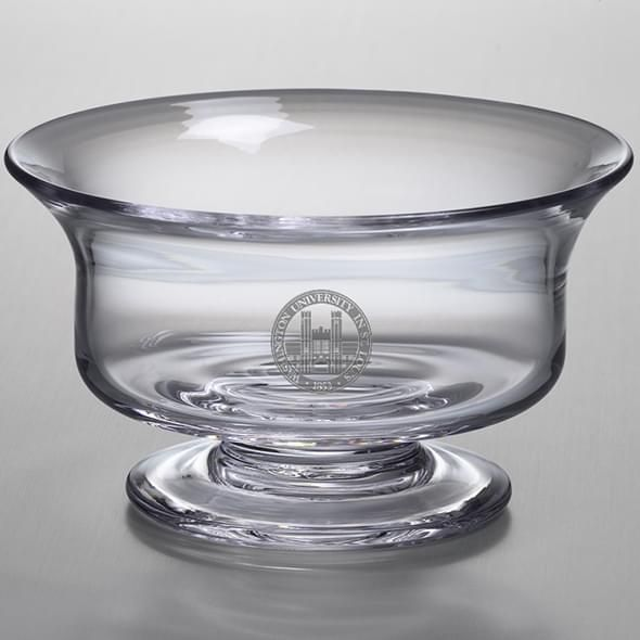WashU Simon Pearce Glass Revere Bowl Med - Image 2