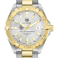 Colgate University Men's TAG Heuer Two-Tone Aquaracer