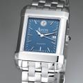 Avon Old Farms Men's Blue Quad Watch with Bracelet - Image 1