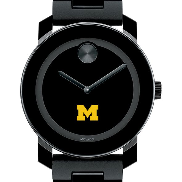 University of Michigan Men's Movado BOLD with Bracelet