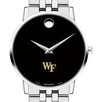 Wake Forest University Men's Movado Museum with Bracelet