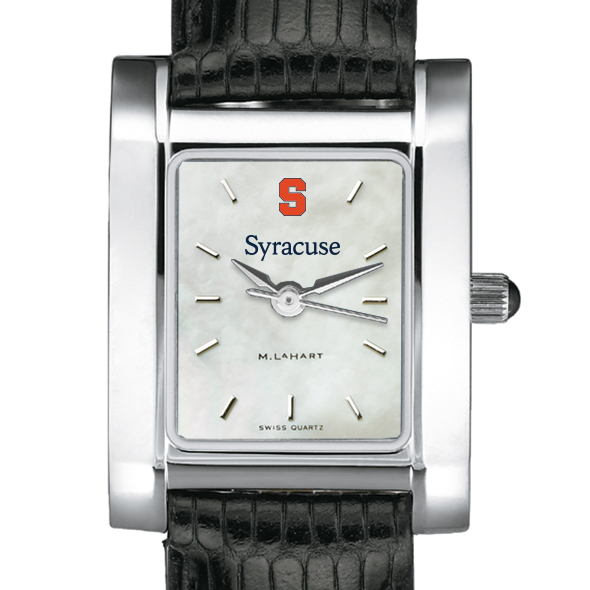 Syracuse University Women's MOP Quad with Leather Strap