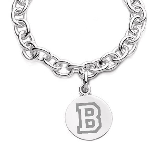 Bucknell Sterling Silver Charm Bracelet - Image 2