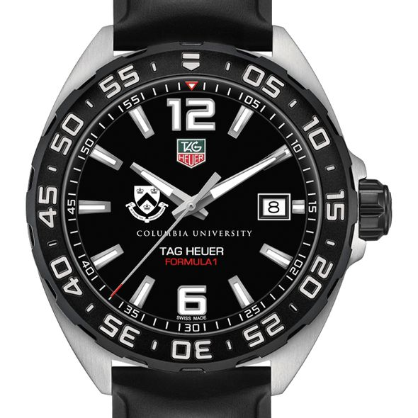 Columbia University Men's TAG Heuer Formula 1 with Black Dial