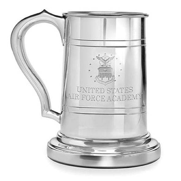Air Force Academy Pewter Stein