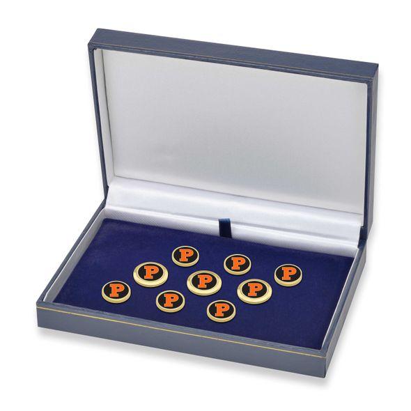 Princeton University Enamel Blazer Buttons - Image 2