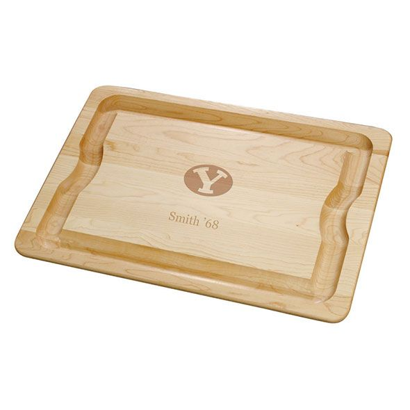 Brigham Young University Maple Cutting Board