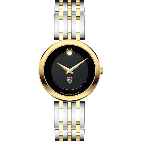 HBS Women's Movado Esparanza Two-Tone Museum with Bracelet - Image 2