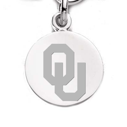 Oklahoma Sterling Silver Charm - Image 2