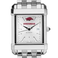 University of Arkansas Men's Collegiate Watch w/ Bracelet