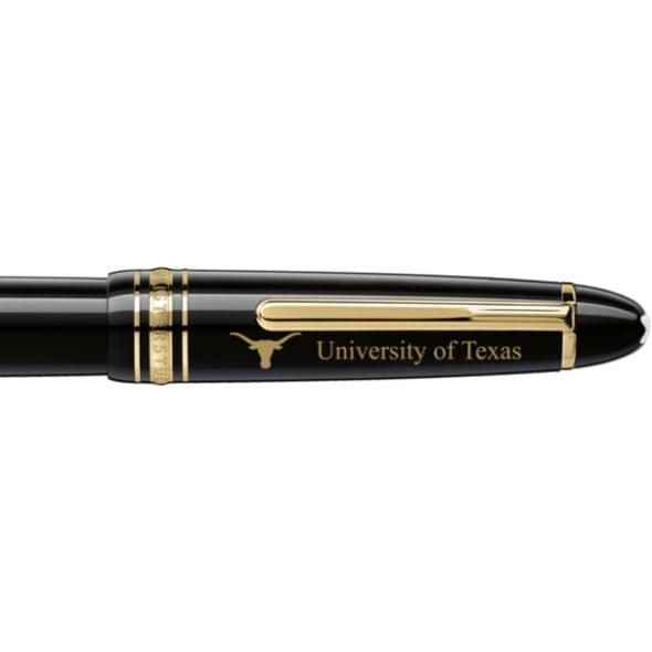 Texas Montblanc Meisterstück LeGrand Rollerball Pen in Gold - Image 2