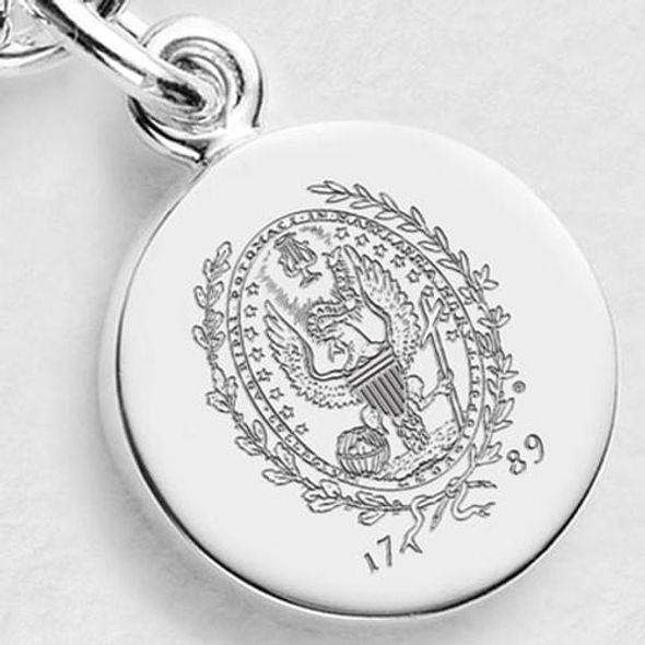 Georgetown Sterling Silver Charm