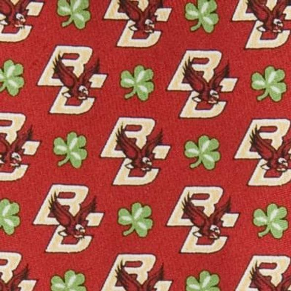 Boston College Vineyard Vines Tie - Image 2