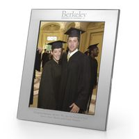 Berkeley Polished Pewter 8x10 Picture Frame