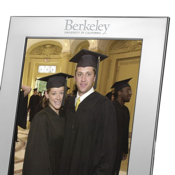 Berkeley Polished Pewter 8x10 Picture Frame - Image 2