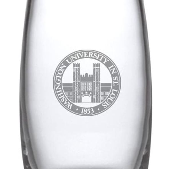 WUSTL Glass Addison Vase by Simon Pearce - Image 2