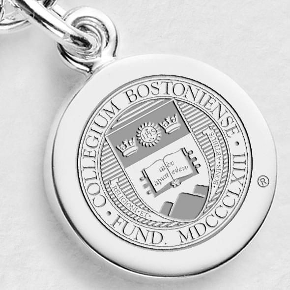Boston College Sterling Silver Charm - Image 2