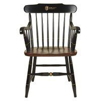 Saint Louis University Captain's Chair by Hitchcock