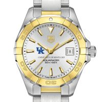 Kentucky Women's TAG Heuer Two-Tone Aquaracer