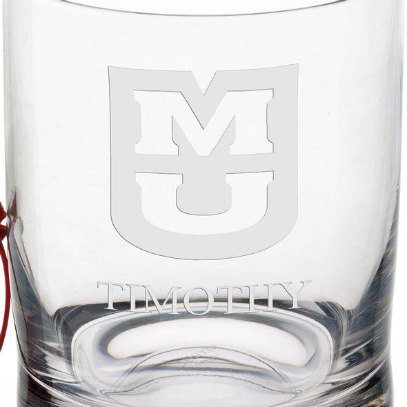 University of Missouri Tumbler Glasses - Set of 2 - Image 3