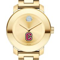 Colgate University Women's Movado Gold Bold
