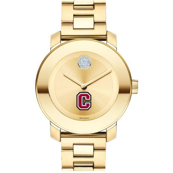 Colgate University Women's Movado Gold Bold - Image 2