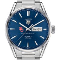Boston University Men's TAG Heuer Carrera with Day-Date
