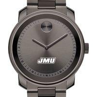 James Madison University Men's Movado BOLD Gunmetal Grey