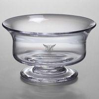 Ball State Simon Pearce Glass Revere Bowl Med