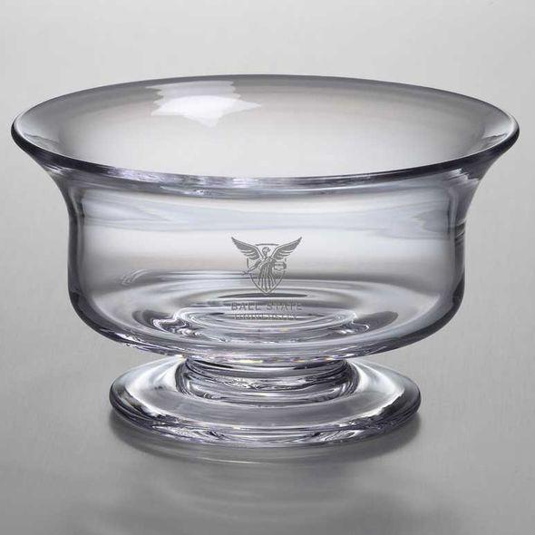 Ball State Simon Pearce Glass Revere Bowl Med - Image 1