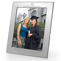 UNC Polished Pewter 8x10 Picture Frame