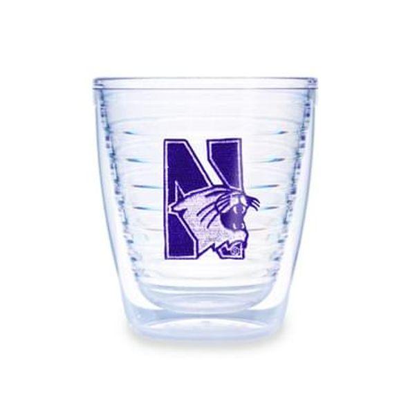 Northwestern 12 oz Tervis Tumblers - Set of 4