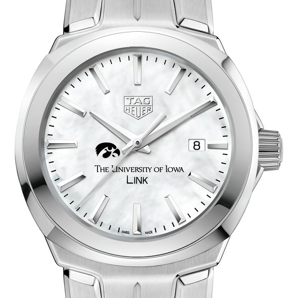 University of Iowa TAG Heuer LINK for Women