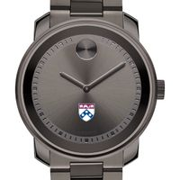 University of Pennsylvania Men's Movado BOLD Gunmetal Grey